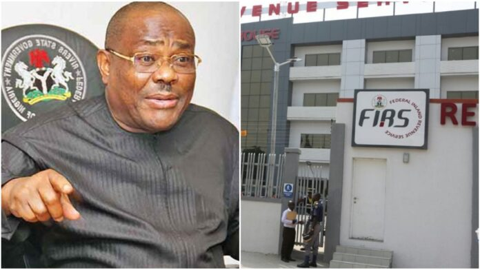 Governor Wike Drags FIRS To Supreme Court Over VAT Collection In Rivers  State | Kanyi Daily News