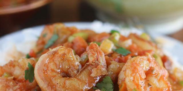 shrimp stew