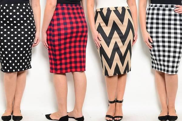A Line Skirt vs Pencil Skirt vs Straight Skirt: How to Choose
