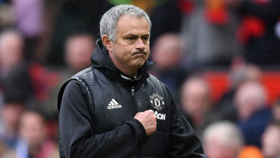 Jose Mourinho Admits Decision to Wear Man Utd Tracksuit Against Chelsea Was  Deliberate   90min