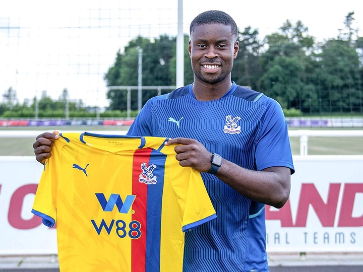 Crystal Palace complete signing of Marc Guehi from Chelsea | Football News  - Times of India