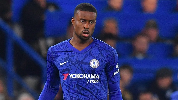 Guehi joins Crystal Palace in £20m move from Chelsea | Goal.com