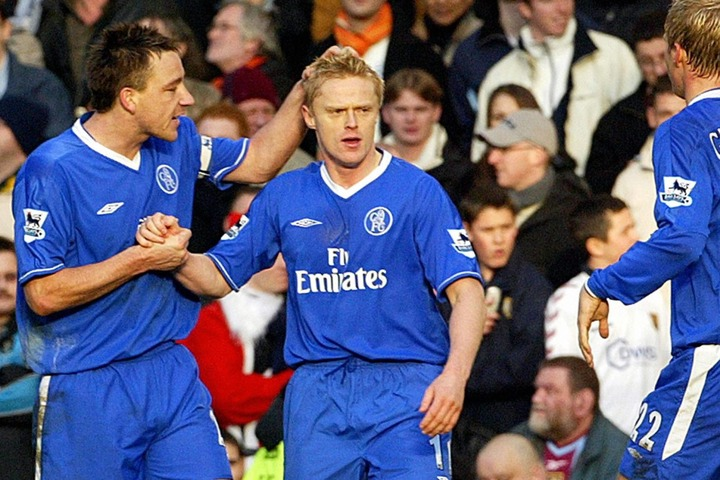 Damien Duff: Former Chelsea winger could join Celtic's coaching staff