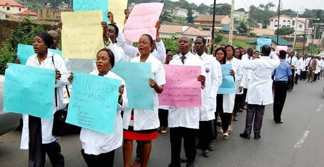 Health: FG Opt To Use Serving NYSC Corp Members As Solution For Striking Doctors - Opera News