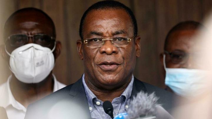 Côte d'Ivoire: l'opposant Pascal Affi N'Guessan libéré sous contrôle  judiciaire
