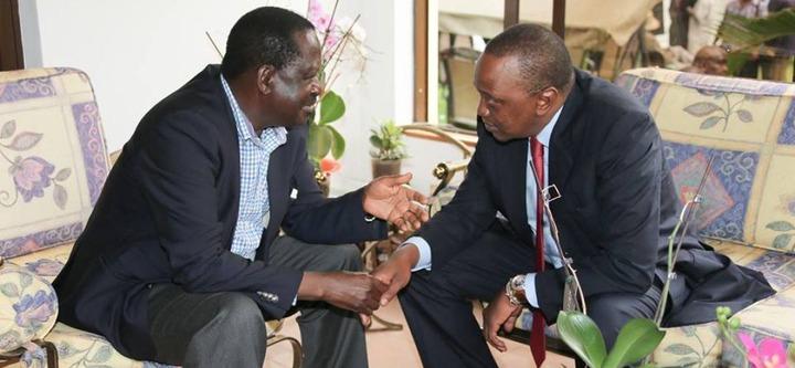 Raila or Uhuru, Kenyans will lose again in 2017 | Pambazuka News