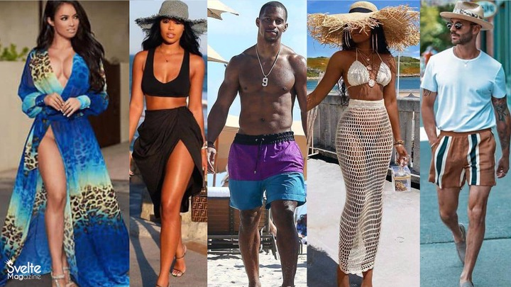 What to Wear to the Beach — Outfits for Men and Women – Svelte Magazine