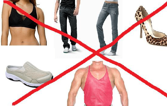 What Women Should not Wear to the Gym!   Watzup Today