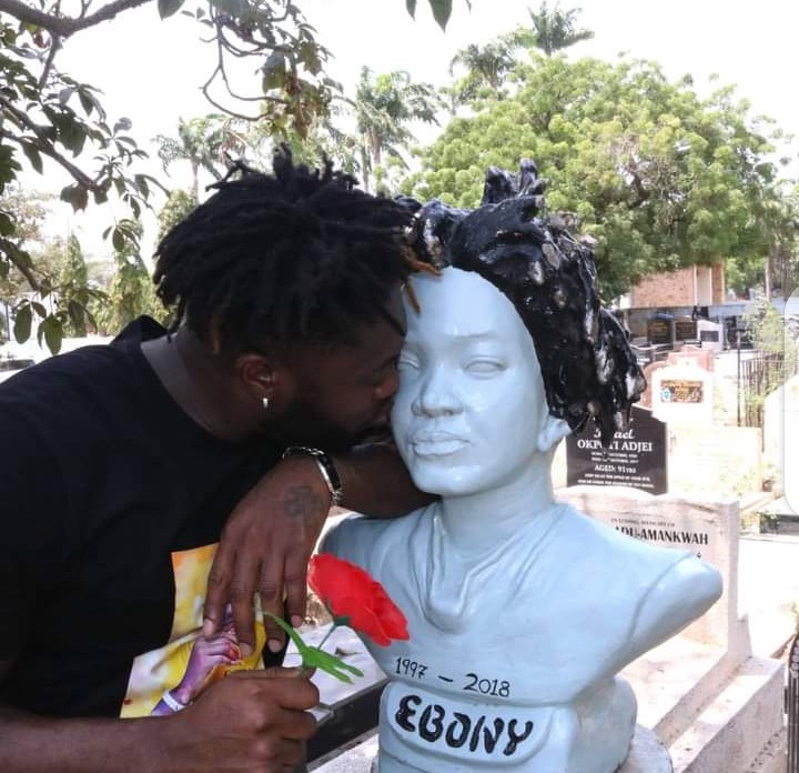 Shocking: 3 Years After The Death Of Ebony Reigns, See What Is Happening In Her Grave [Photos] 1