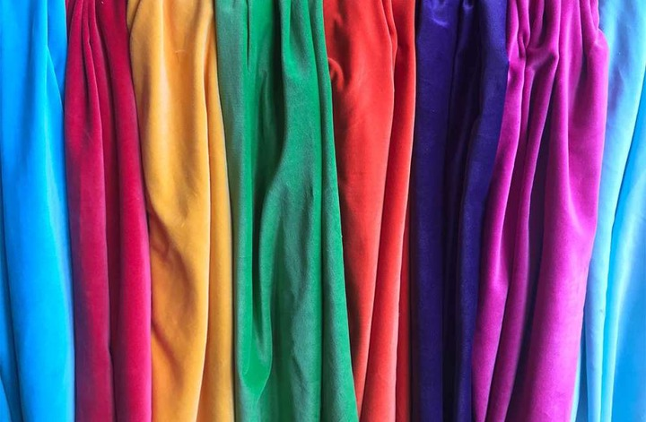 Swatch Pack-Velvets | The Stripes Company UK