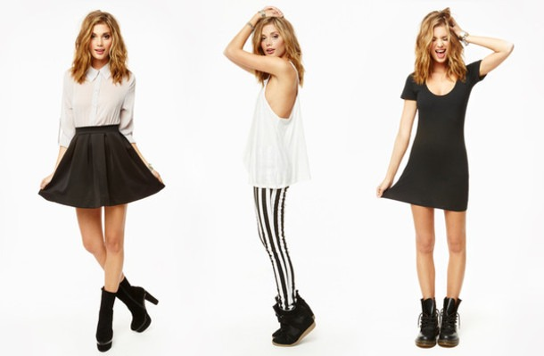 Black and White Collection | Chic N' Stylish Fashion House