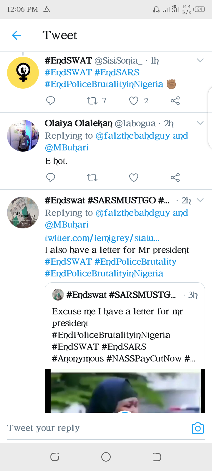 """Lawyer Wey Know Law """"- Fans React As Falz Sends Open Letter To Buhari"""