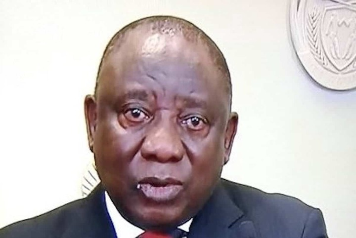 Watch   Cry, the beloved country: Ramaphosa fights tears during address