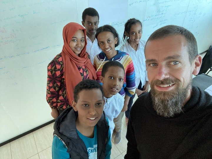 Twitter Ceo Jack Dorsey Reveals He Will Be Relocating To Africa Come 2020 Opera News