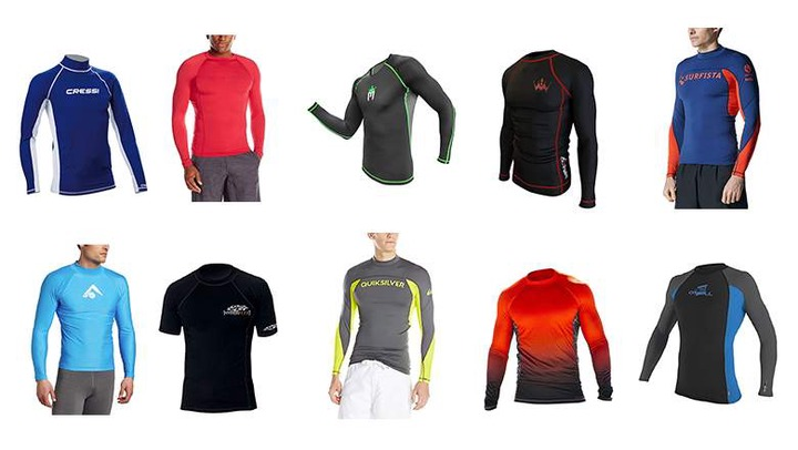 11 Best Rash Guards for Surfing: Your Buyer's Guide (2021)   Heavy.com