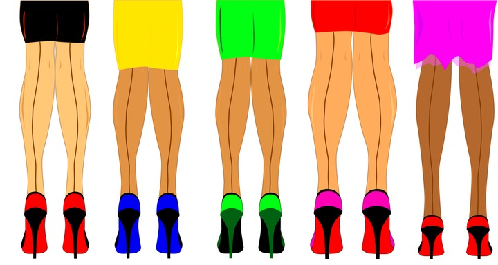 How To Choose Your Best Skirt Length - AbFab