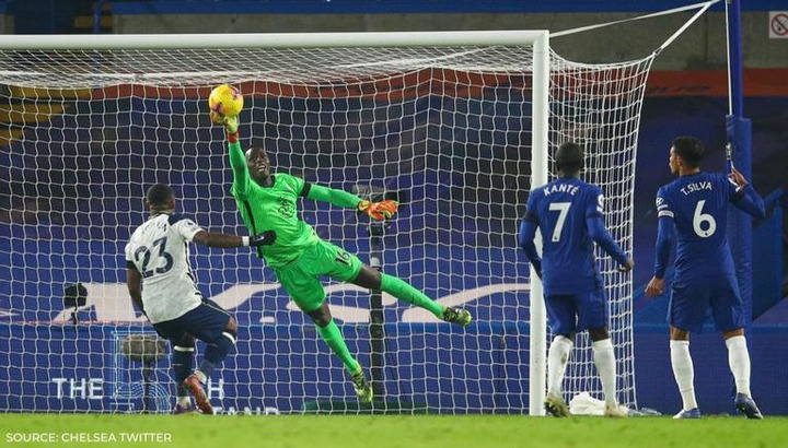 Chelsea's Edouard Mendy Now Has More Clean Sheets Than Any Other Goalkeeper  In The PL
