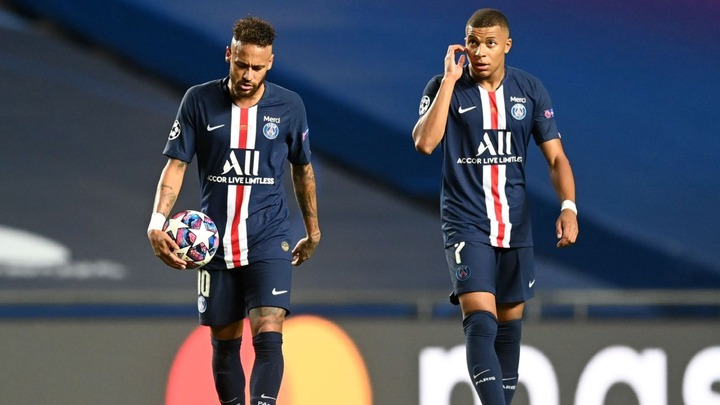 Thomas Tuchel defends Neymar and Kylian Mbappe after PSG's Champions League  final loss