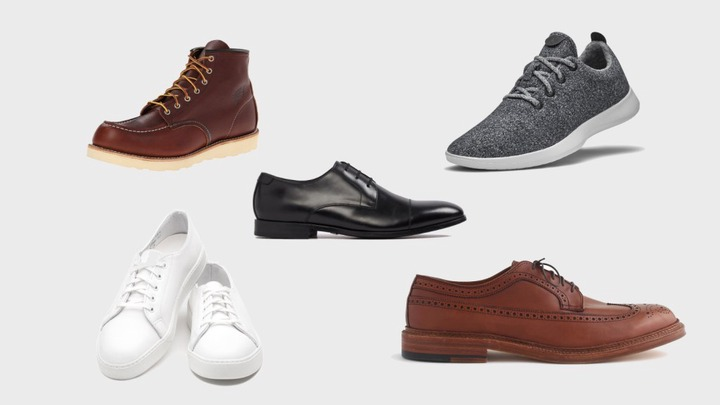 5 Essential Shoes Every Man Should Own Plus 5 Bonus Shoes - Muted.