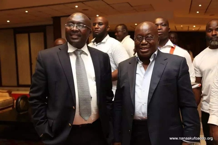 7 photos that prove that Nana Addo suffered before becoming president ▷  YEN.COM.GH
