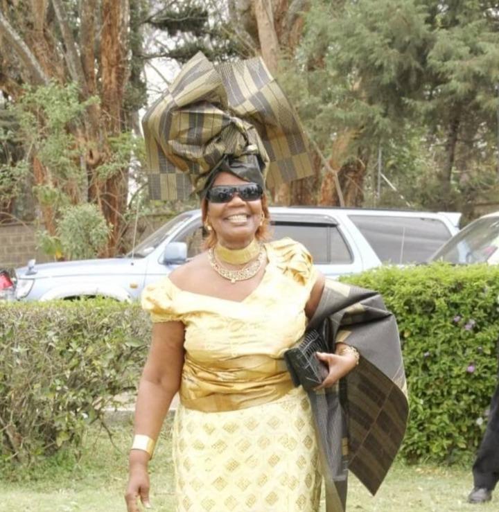 Orie Rogo Manduli is dead - SiriKali