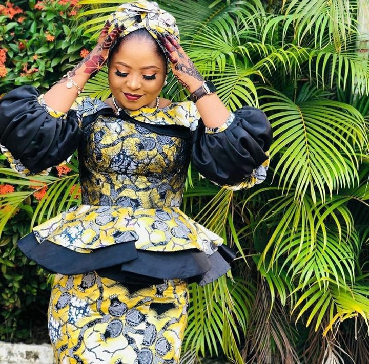 Ankara styles for Ladies that Trended During Sallah