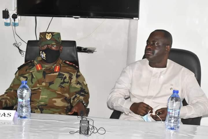 "Military Brutality: ""Let's Forgive Them"" - Upper West Regional Minister 1"
