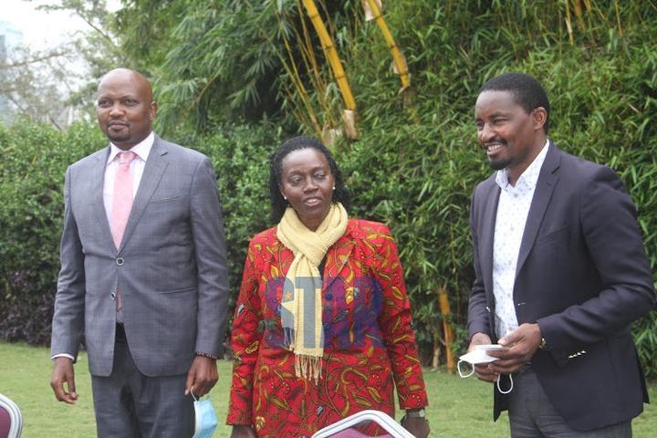 Karua, Kuria, Kiunjuri unveil plans for Mt Kenya caucus