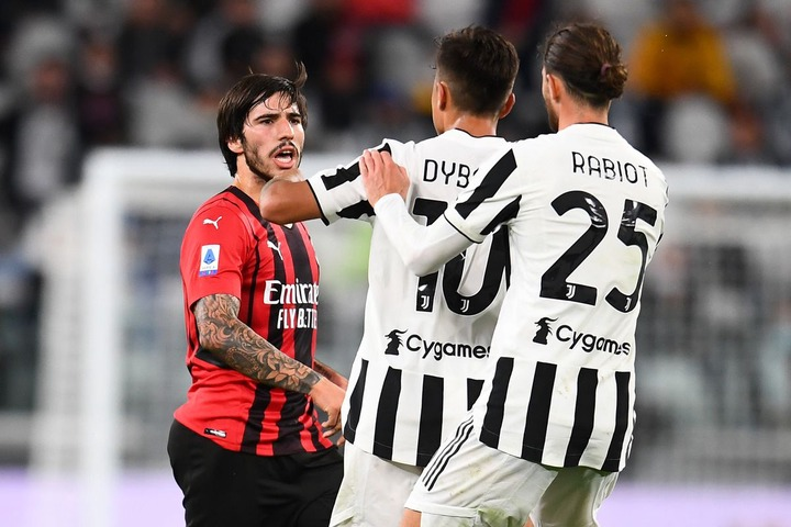 Juve drop off after the break, throw away more points in draw vs. Milan -  Black & White & Read All Over