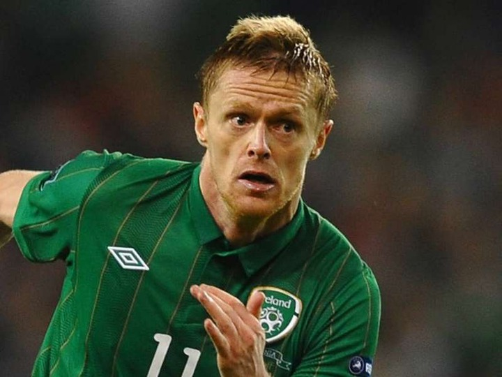 Ireland centurion Damien Duff announces retirement | Goal.com