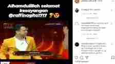 Unggahan Aldi Taher [Instagram/@alditaher.official]
