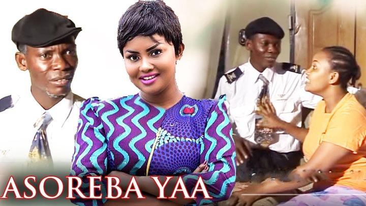 ASOREBA YAA (FAMILY REUNION) 3 AGYA KOO + NANA AMA MCBROWN 2019 Latest Akan  Twi African Ghana MovieS - YouTube