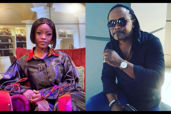 Gyakie and Asantewaa