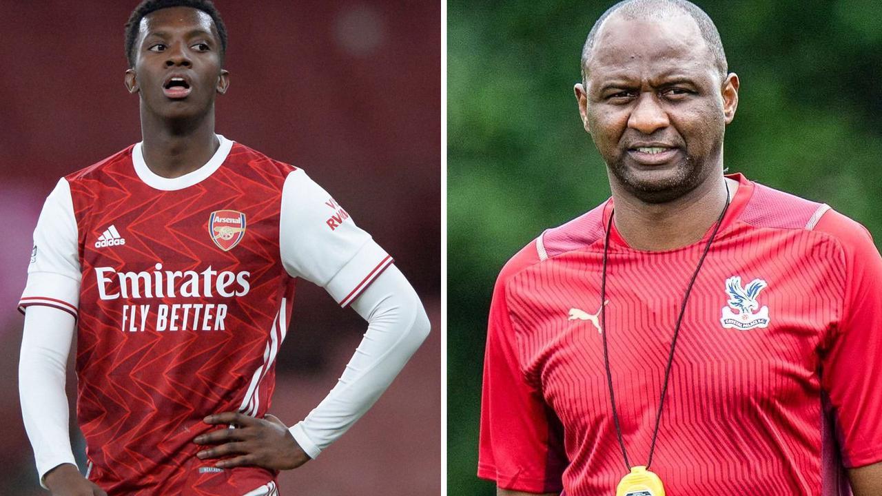 Vieira ready to raid Arsenal for Nketiah with Palace also keen on Dolberg -  Opera News