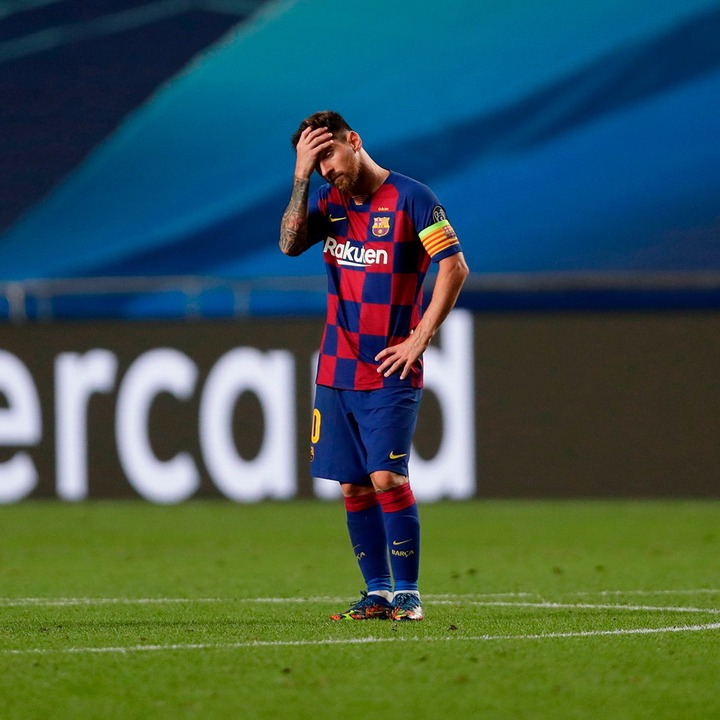"""Bartomeu Did Not Keep to His Word """" - Messi, As He Agrees to Stay (Full  Interview With Goal.com) - Opera News"""