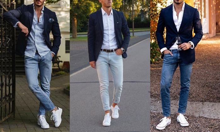 Sports Shoes Lines And How Mix With Outfit