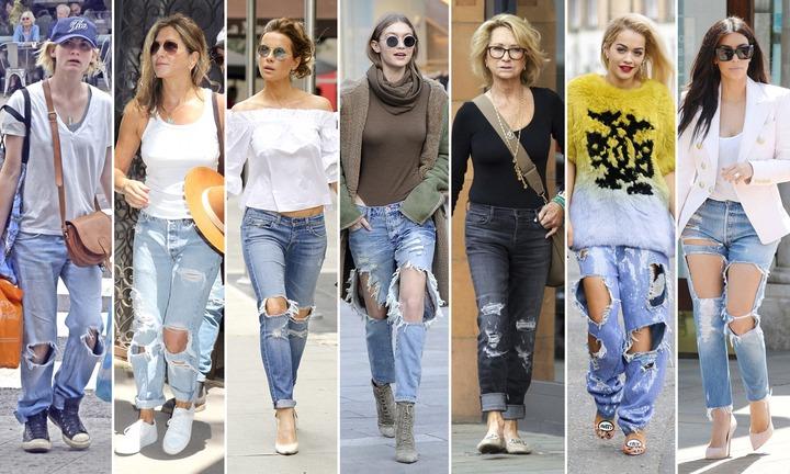 trending ripped jeans Online Shopping -