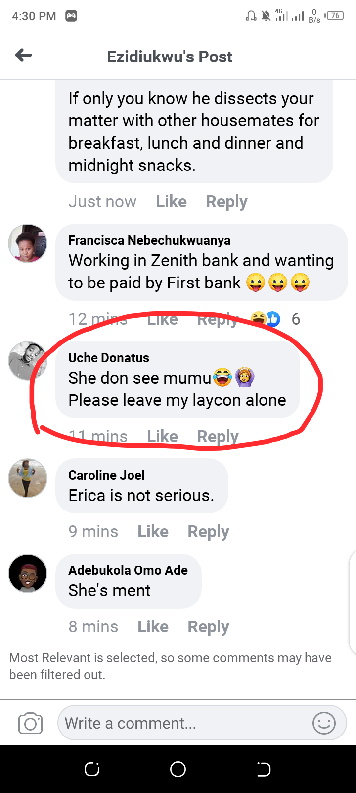 BBNaija 2020: Nigerians React After Erica Told Neo She Will Not Beg Laycon, BBNaija 2020: Nigerians React After Erica Told Neo She Will Not Beg Laycon, Latest Nigeria News, Daily Devotionals & Celebrity Gossips - Chidispalace