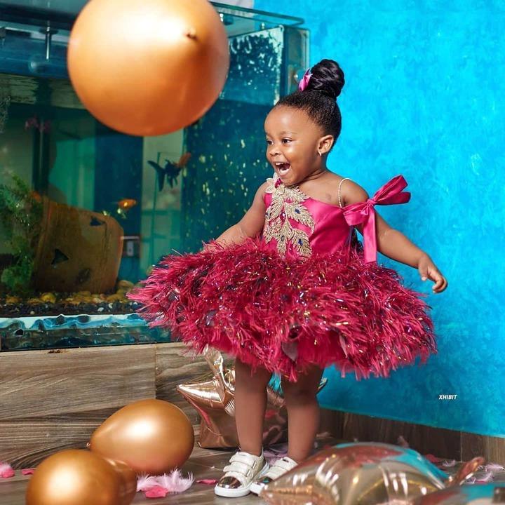 Baby Maxin: Cutest photos of Nana Ama McBrown and Maxwell Mensah's daughter  ▷ YEN.COM.GH