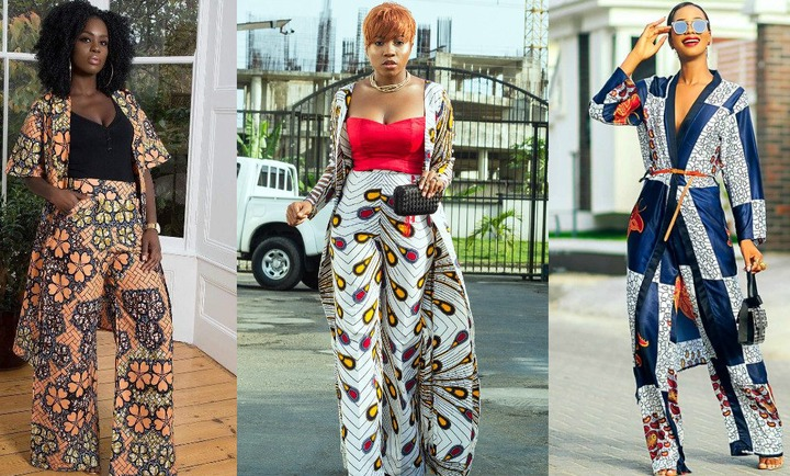 Ankara Two Piece Set: Every Fashion-Forward Girl Should Own One