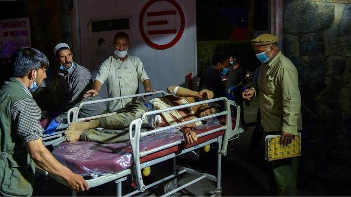 Afghanistan : plusieurs dizaines de morts dans l'attentat à l'aéroport de  Kaboul
