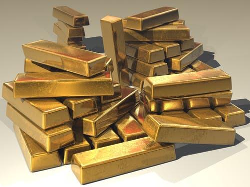 Gold Bar Lot