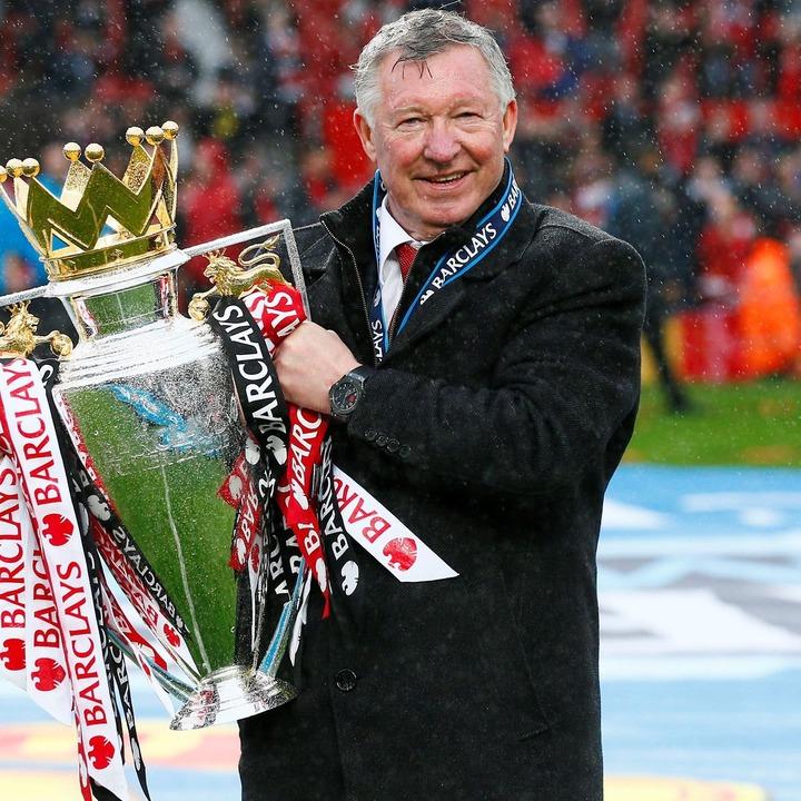 Alex Ferguson documentary: Official trailer for legendary Man Utd manager's  film is released | GiveMeSport