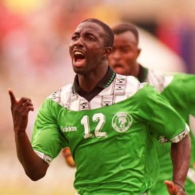 5 Unforgetable Goals Scored By Nigerians In The History Of FIFA World Cup - Opera News