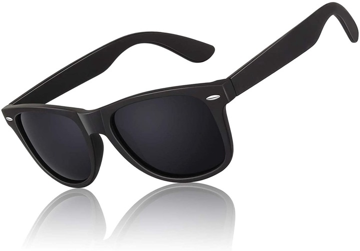 Buy Polarized Sunglasses for Men Driving Sun glasses Shades 80's Retro  Style Brand Design Square Online in Nigeria. B07MCXWSH6