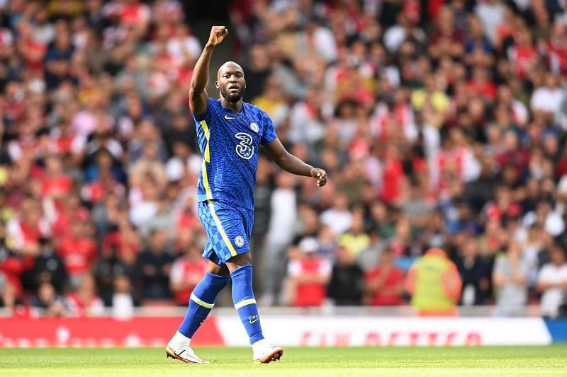Chelsea striker <a class=