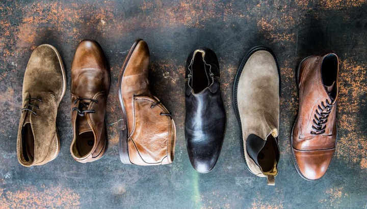 13 Types of Shoes Every Man Should Own – One Country