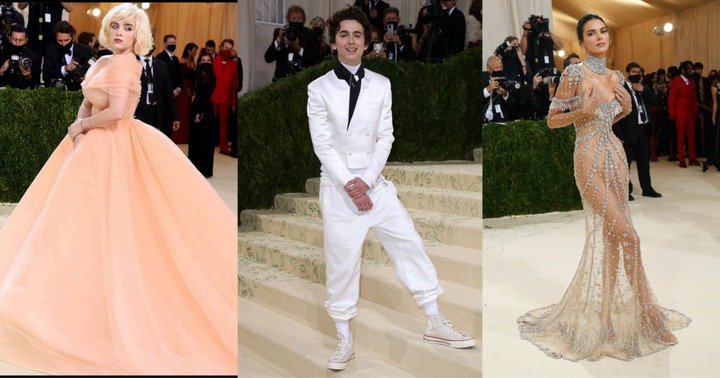 Celebs best and worst dressed moments at Met Gala 2021