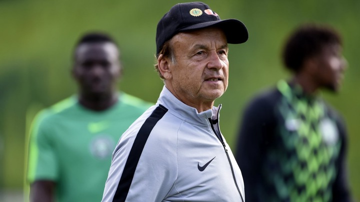 Nigeria deserves victory against Cape Verde, says Rohr | The Guardian  Nigeria News - Nigeria and World News — Sport — The Guardian Nigeria News –  Nigeria and World News