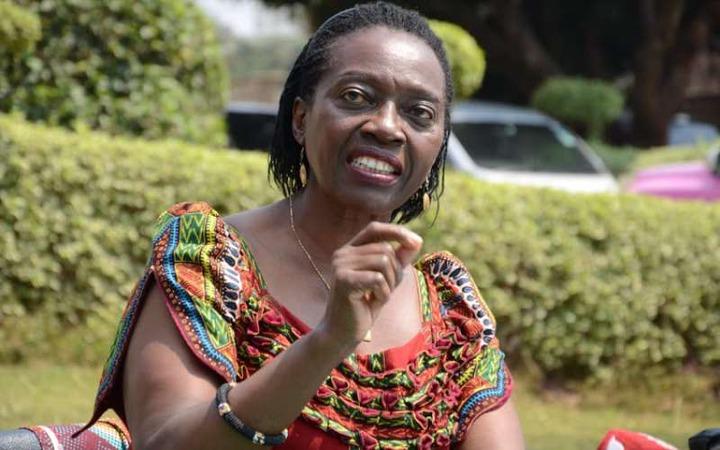 Martha Karua elected interim spokesperson by section of Mt Kenya leaders